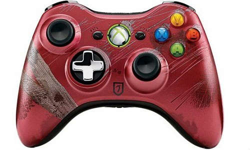 Xbox 360: Microsoft Brings Tomb Raider Themed Wireless Controller