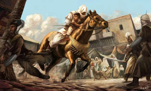 Assassin Creed 4 Fan-Made Artworks Leak Online