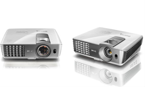 BenQ W1070 and W1080ST Full HD Video Projectors Launched at Rs 100000