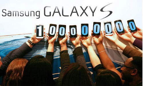 Samsung Galaxy S Smartphone Sales Cracks 100 Million Mark