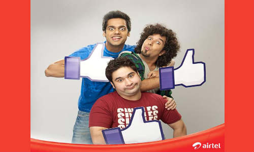 Airtel Free Facebook February 15 Prepaid Mobile