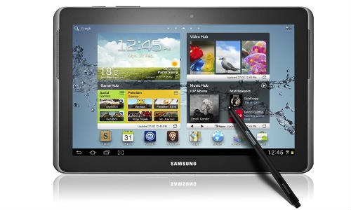 Android 4.1.2 Jelly Bea Updates for Samsung Galaxy Note 10.1 Tablets