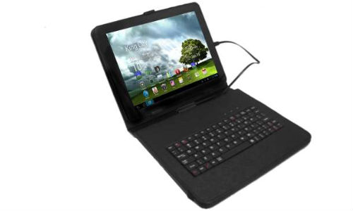 Zync Rolls Out Rs 1,990 Keyboard Accessory for Z1000 Android Tablet