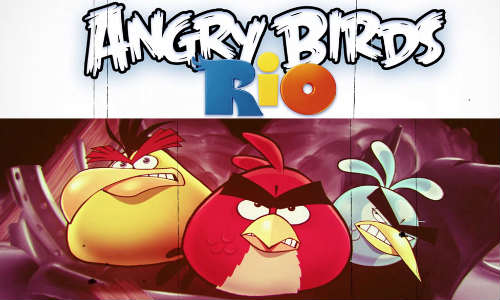 Angry Birds Rio Free for iPhone, iPod touch and iPad on iTunes