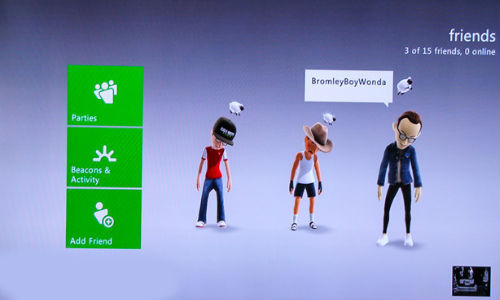 Microsoft Reportedly Planning to Replace Xbox Live Chat with Skype