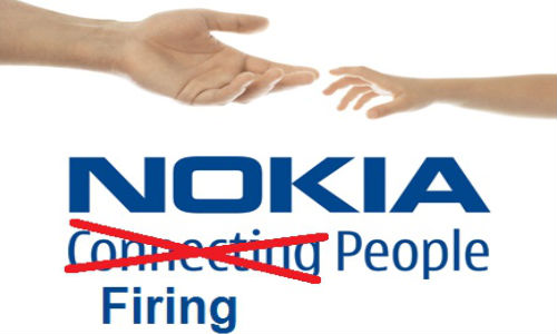 Nokia Fires 300 IT Employees, Transfers 820 to HCL and TCS
