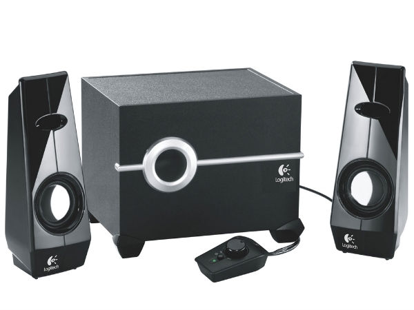Logitech Z103 2.1 Speaker System with 17 RMS: