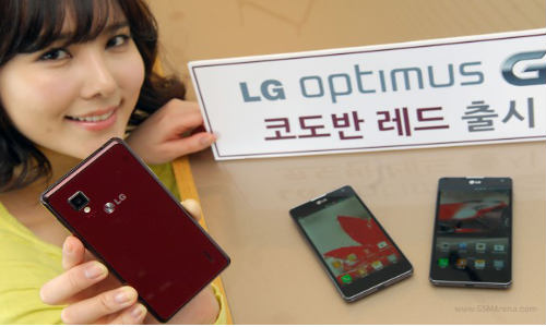 Optimus G: LG Confirms 1 Million Smatphone Units Already Sold