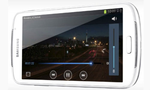 Galaxy Fonblet: Samsung 5.8-inch Dual SIM Android Smartphone