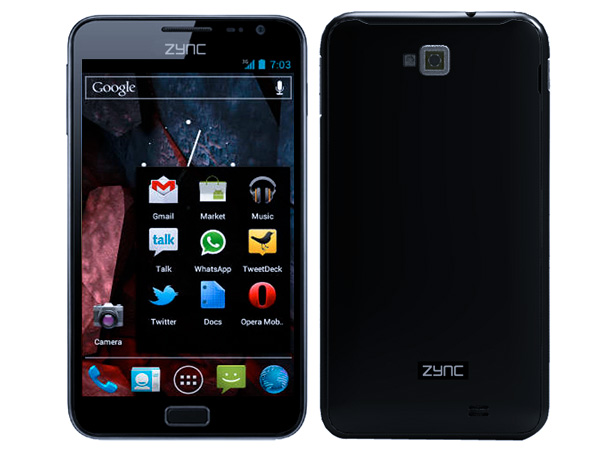 New Zync Cloud Z5