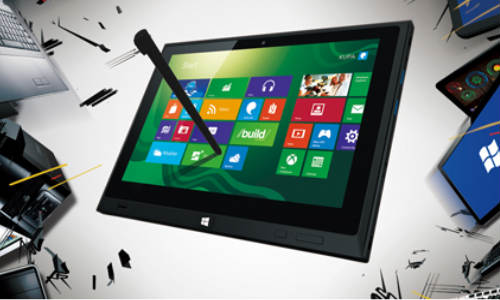 Kupa UltraNote X15: New Tablet Debuts in the Windows 8 Ecosystem
