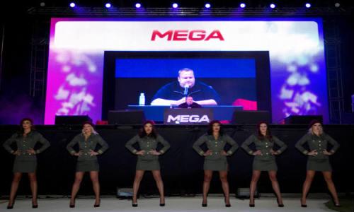 Mega: Kim Dotcom Opens Successor to Megaupload Site