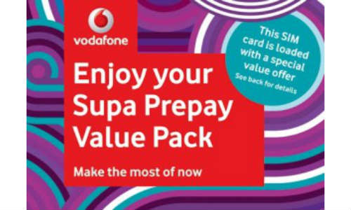 Vodafone India Introduces All-in-One VAS Card Worth Rs 29