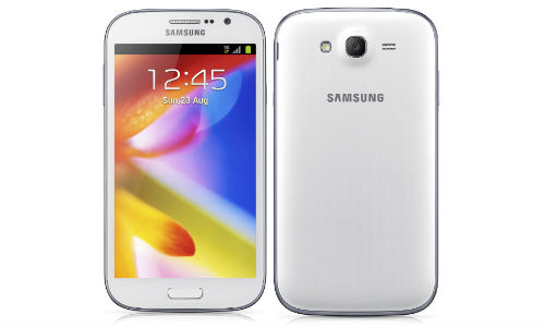 Samsung Galaxy Grand Coming to India Today: Final Specs Rundown