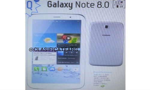 Galaxy Note 8.0, Galaxy S4: Samsung VP Confirms Launch of Devices