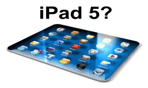 iPad 5: Foxconn Employee Reveals Design of Next Gen Apple Tablet