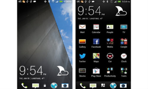 HTC M7 Leaks: Image Suggest Simple Interface Featuring Sense 5.0 UI