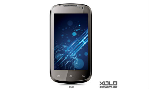 Lava Xolo A500: 4-Inch Dual SIM Karbonn A9+ Rival Launched at Rs 7K