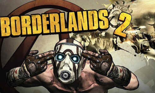 New Borderlands2 gets add-ons; new character skins and heads