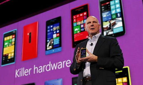 Nokia Unlikely to Launch 5 Inch Lumia Handsets in 2013