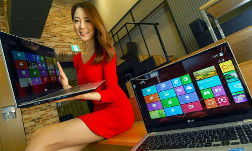 LG Ultrabook U560 Announced with 15.6 Inch IPS Display, Windows 8 OS