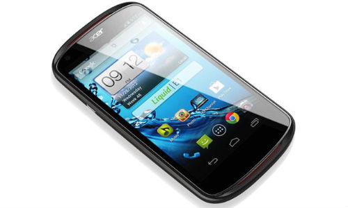 Acer Liquid E1: Mid Range Smartphone Announced With Android Jelly Bean