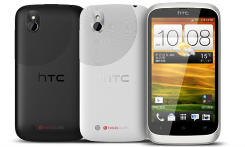 HTC Desire U: One More Budget Android ICS Smartphone Launched