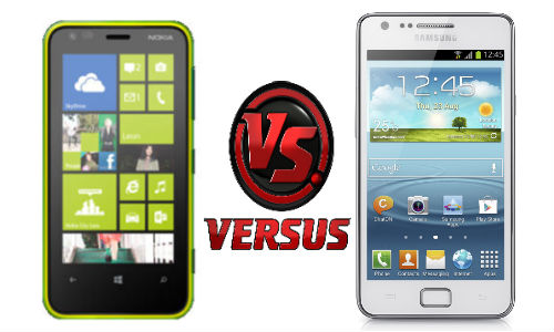 Nokia Lumia 620 vs Samsung Galaxy S2 Plus: Which One Will You Prefer?