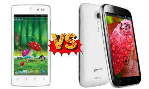 Karbonn S1 Titanium vs Micromax A116 Canvas HD: Desi Newbies Fight