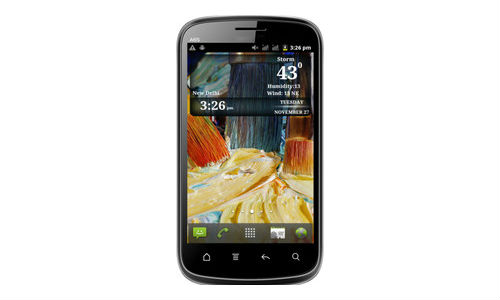 Micromax A65 Smarty: Big Screen Android Gingerbread Smartphone Launch