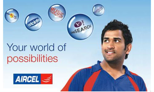 Aircel Announces Free Roaming Tariff Plan