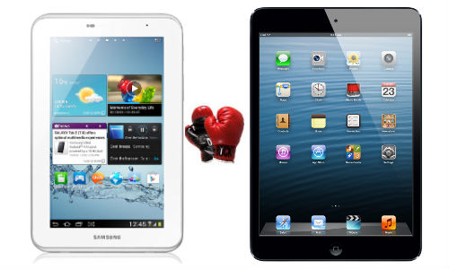 Galaxy Tab 2 311 vs iPad Mini: Solve Your Confusion On Tablet Purchase