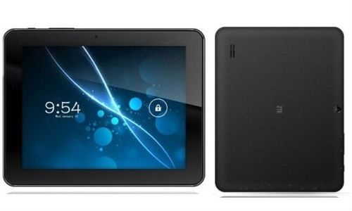 ZTE V81: 1.4GHz Dual Core CPU And Jelly Bean Running 8 Inch Tablet