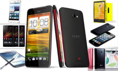 HTC Butterfly Specs Versus The Competitors: 5 Inch 1080p Display, Quad Core Fight!
