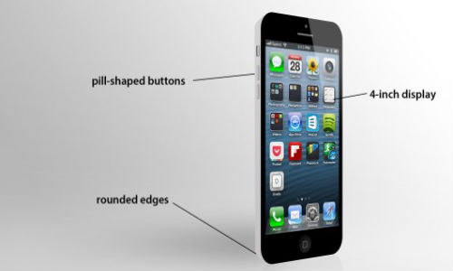 Apple Low Cost IPhone To Borrow Looks Of 5 IPod Touch 5G