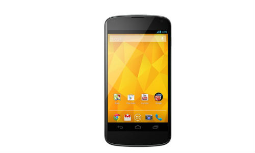 Nexus 4: Google Flagship Phone Back In Stocks On Google Play