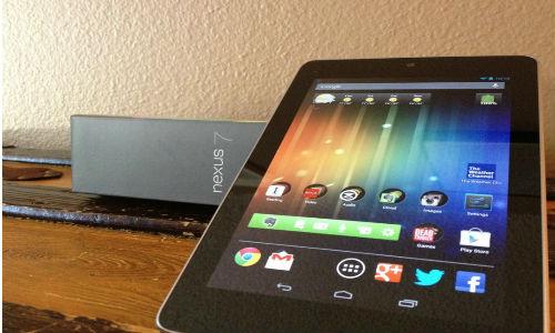 Google Asus Working On Second Generation Nexus 7