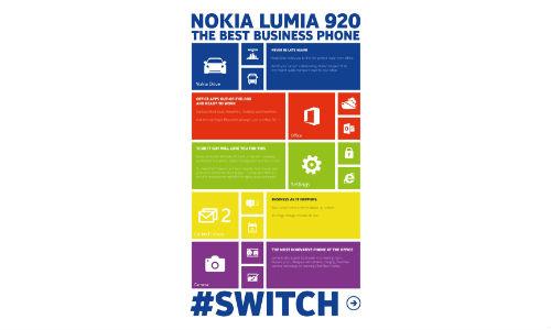 Nokia Calls Upon Z10, Q10: Teases Blackberry Diehards To Try Lumia 920