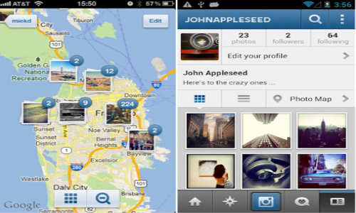 Instagram v3.4.1 for Android Available for Download