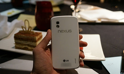 LG Nexus 4: White Color Variant Lurking Around The Corner