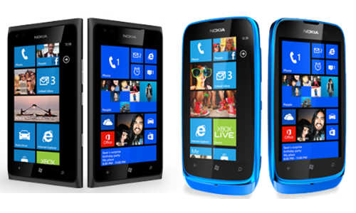 Windows Phone 7.8: Nokia Lumia 510, 610, 710, 800 And 900