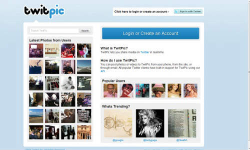 TwitPic Temporarily Blocked by Google Chrome On Account of Malware Ris