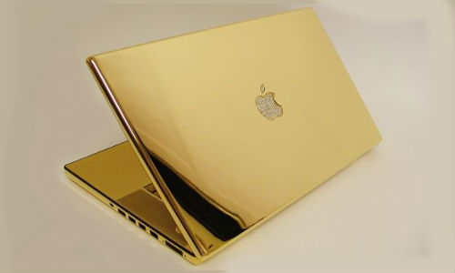 Apple: Will You Buy a Platinum, Gold Plated MacBook Pro for $30K?