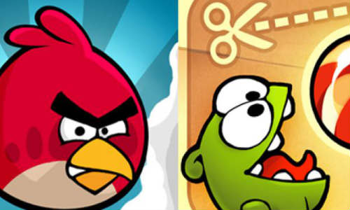 Angry Birds, Cut the Rope Gets Updated With New Levels for iOS