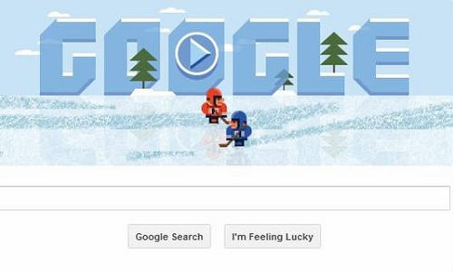 Google Doodle Commemorates Frank Zamboni 112 Birthday With A Playable