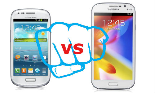 Galaxy S3 Mini vs Galaxy Grand: Which One Will You Buy?