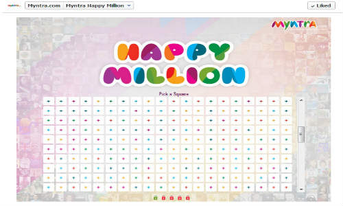Mynta Launches Happy Million App After Tapping 1 Million Facebook Fans