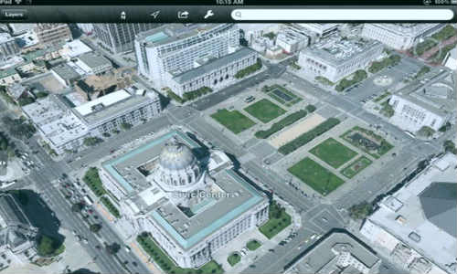 Google 3D Maps in India Soon, Delhi To Be The First