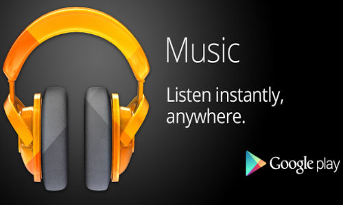 Google Play Music Gets Updated: New Features Added, Bugs Fixed