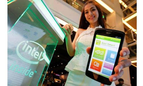Liquid C1: Acer, Intel Get Together To Launch Atom Z2420 Chipset Based